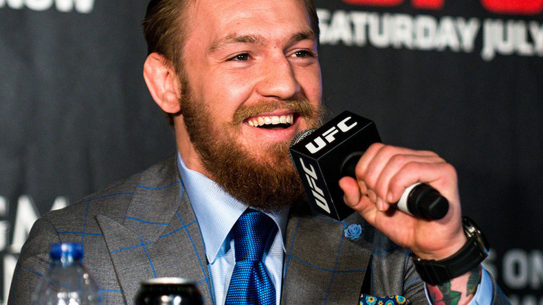 Focused McGregor aims for UFC 194 glory