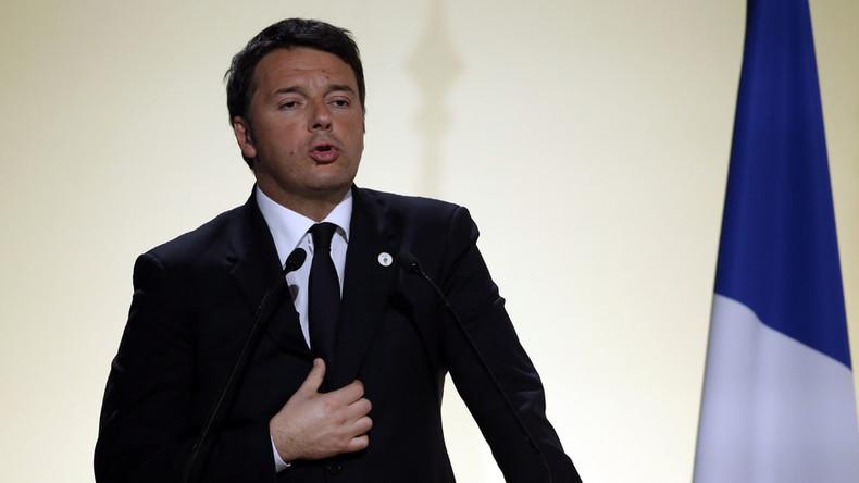 Italy delays EU decision on Russia sanctions: 'Surprise, positive development'