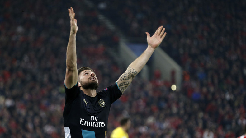 Champions League Roundup: Arsenal, Chelsea through to last 16
