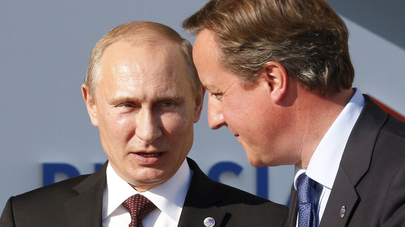 UK & Russia agree to cooperate in anti-ISIS airstrikes