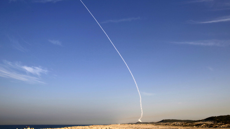Israel successfully blows up space target with US-funded Arrow 3 missile