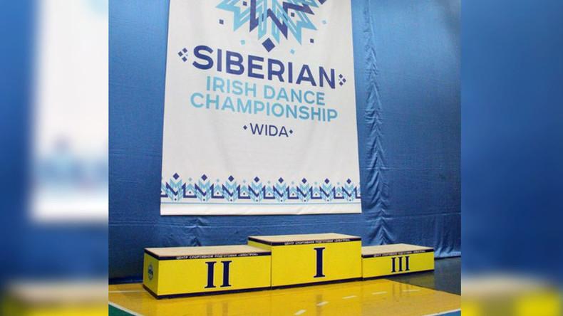 'Riverdance effect' reaches Siberia