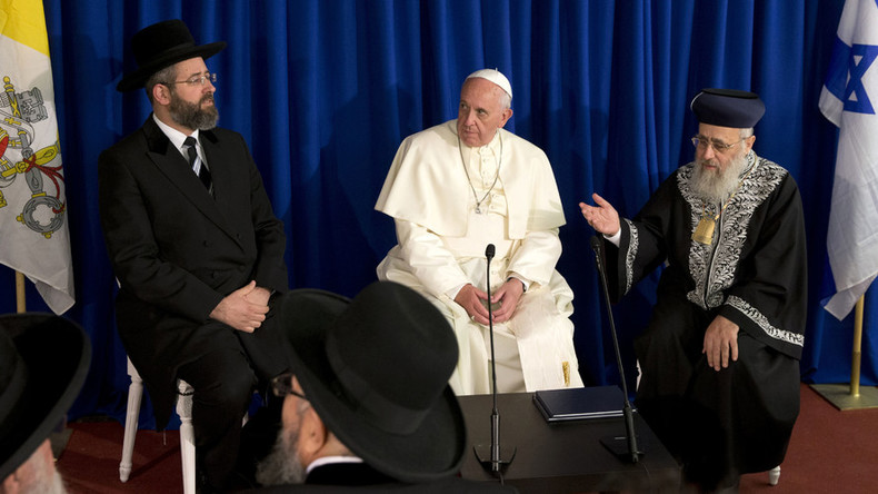 Catholics should not try to convert Jews, should fight against anti-Semitism – Vatican