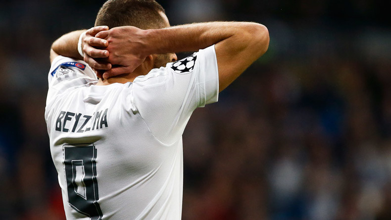 Karim Benzema suspended from French squad over sex-tape blackmail case