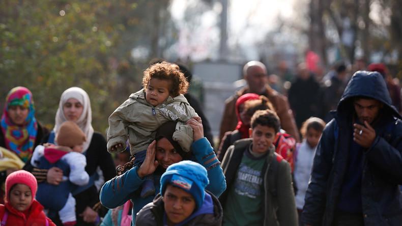 Sweden 'has hit its limit' on accepting refuges – govt