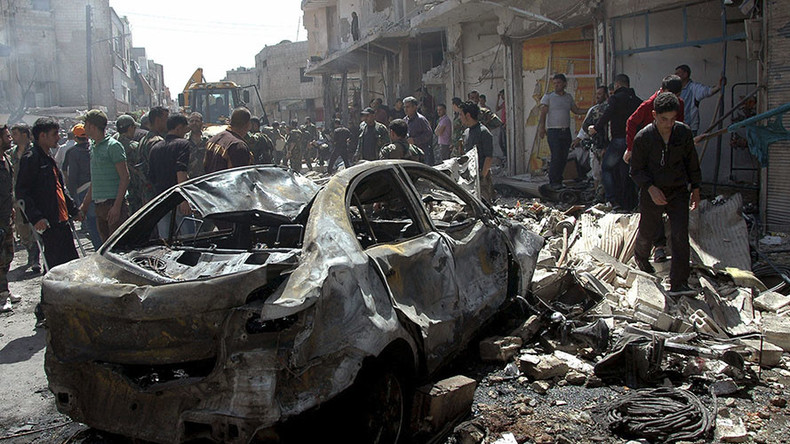 Triple terror: Up to 60 killed, 80 wounded, 3 car bombs explode in Syrian Christian town