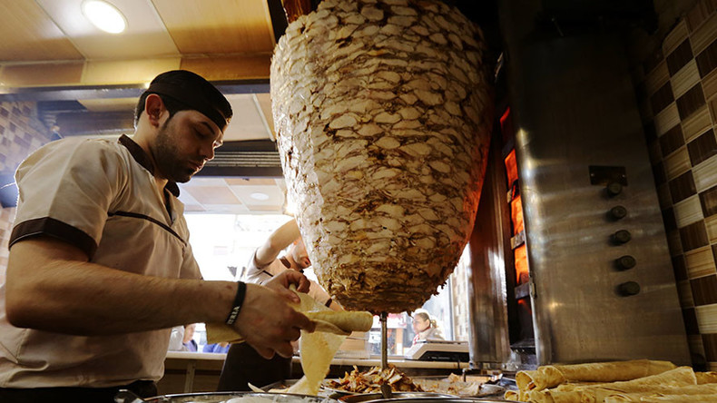 Syria imposes 'sandwich tax' to keep economy afloat