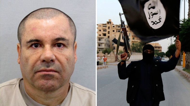 Sorry folks, Mexican drug cartel not at war with ISIS