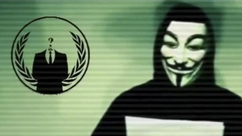 Anonymous kick off 'ISIS Trolling Day' online and in 'real world'