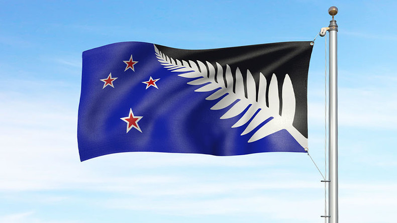 Kiwis choose new flag contender, turnout below 50%