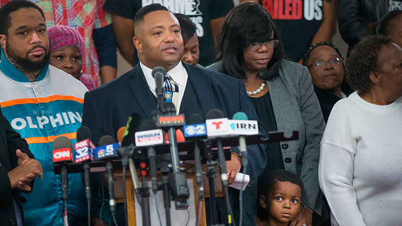 Chicago's McDonald family demands White House police brutality summit