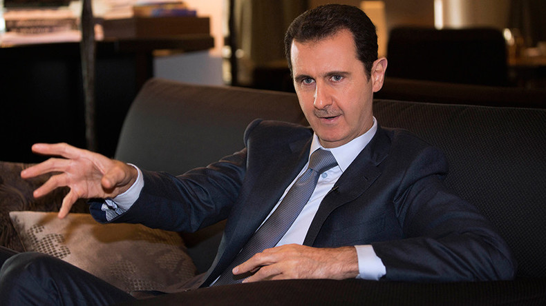 Assad: Syria won't negotiate with foreign terrorists, but only national & patriotic opposition