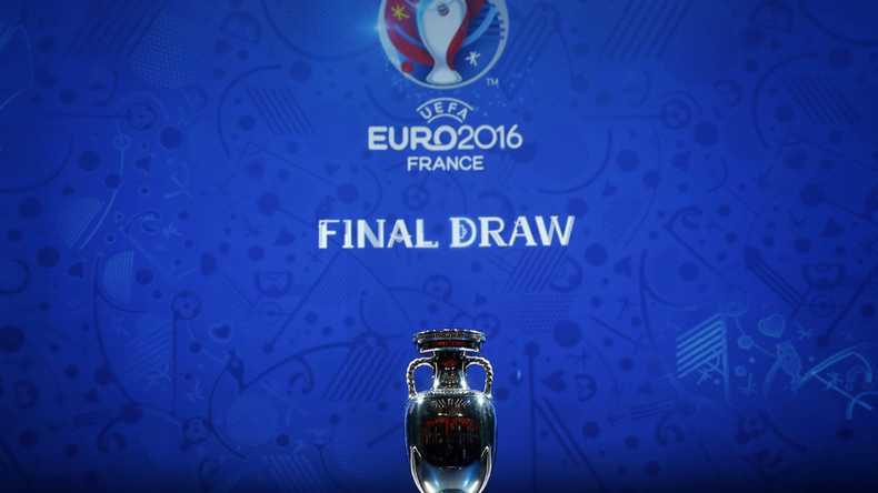 Euro 2016 Draw: Russia grouped with England and Wales