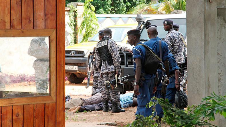 87 dead in Burundi after unidentified gunmen storm military facilities amid political turmoil