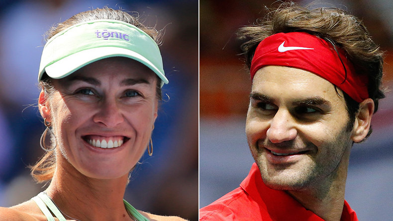 Roger Federer and Martina Hingis team up for 2016 Olympic tennis