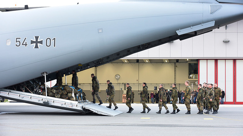 US urges Germany to commit 'more military might' against ISIS