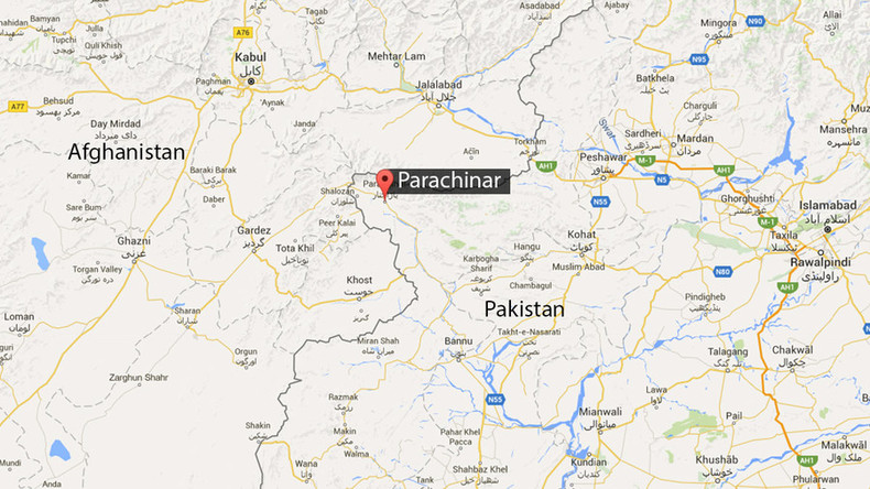 At least 24 dead, dozens injured in Pakistan market blast – officials