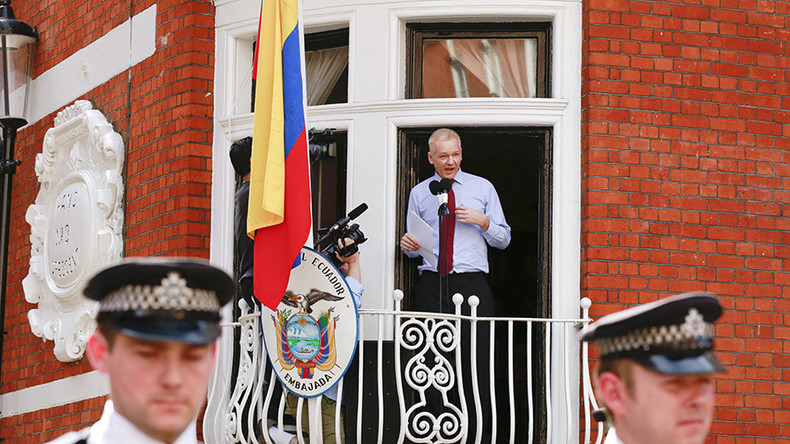 Ecuador seals deal with Sweden to question Assange at London embassy
