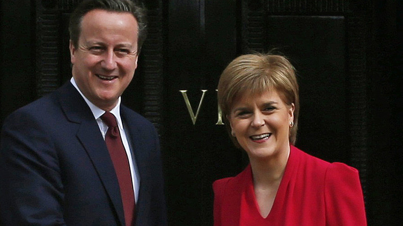 Cameron to urge SNP's Sturgeon to back Snoopers' Charter in fight against ISIS