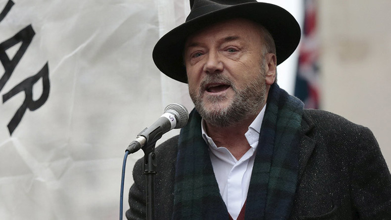 Galloway blasts ex-colonel Kemp for calling Shaker Aamer 'Al-Qaeda operative'