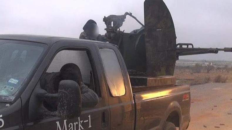 Texas plumber wants $1 million from dealership that sold his truck to jihadists