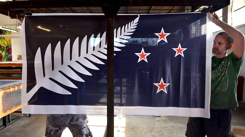 New Zealanders choose new flag design ditching Union Jack for silver fern