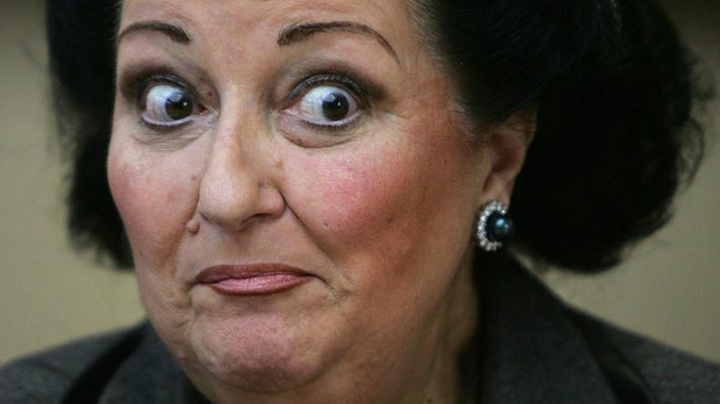 82yo opera icon Montserrat Caballé gets 6-month sentence