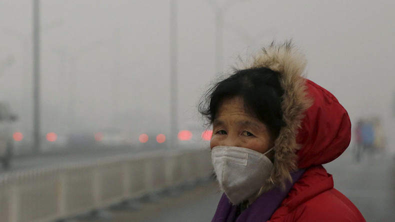 Canadian canned fresh air 'instantly sells out' in China amid pollution horror