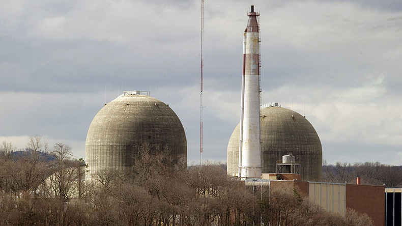 Indian Point nuclear plant in New York shuts down after 'electrical disturbance'