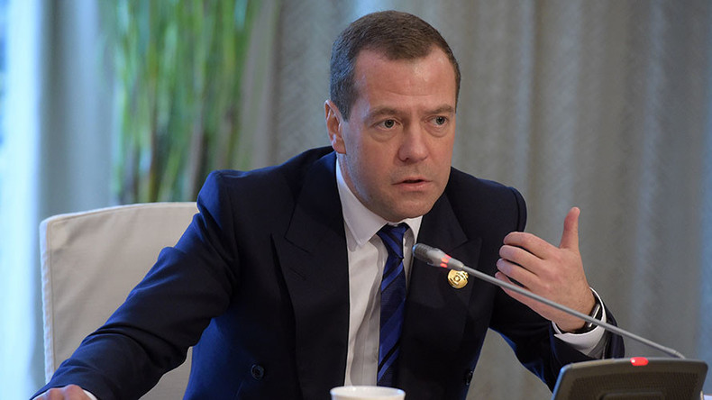 Medvedev advocates global internet regulator in China speech
