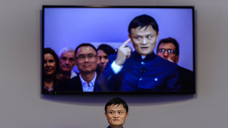 Alibaba interested in launching platform to promote Russian goods