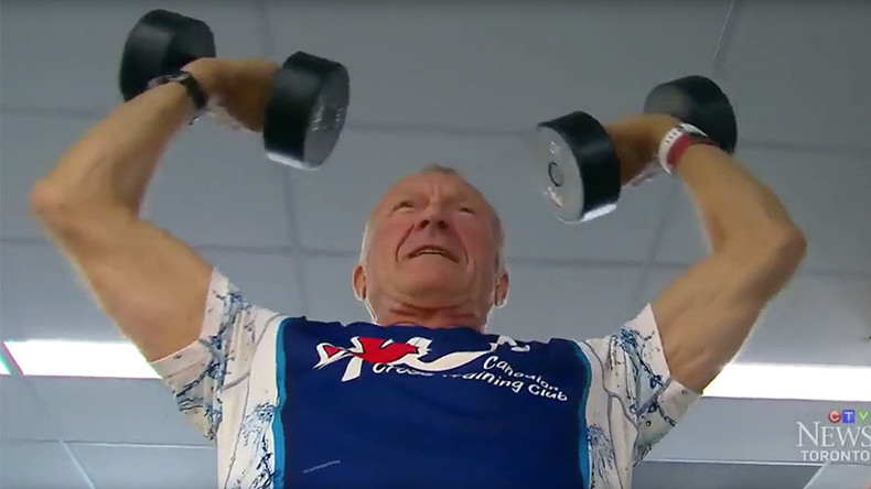 Powerful pensioner: 65 y.o. finishes 200th Ironman