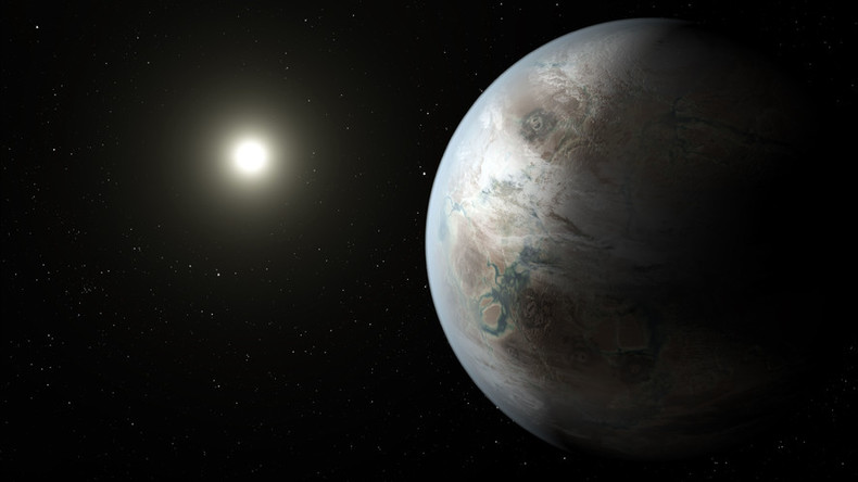 Cosmic dance party: Tiny dwarf star influencing monster planet's unusual orbit