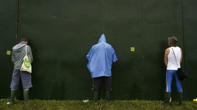 Glastonbury sewage causes big stink in UK court