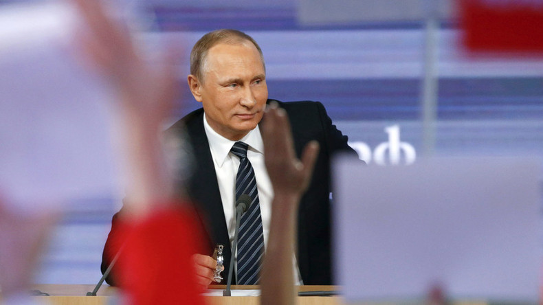 Putin's comment on Ukraine 'twisted by Western media'