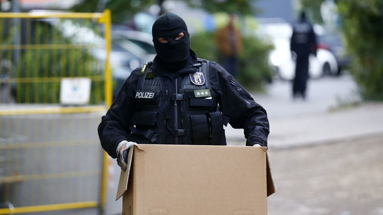 Germany shuts down mosque over 'ISIS sponsoring & recruiting'