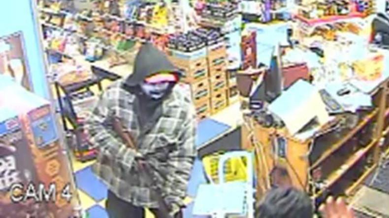 Sikh store clerk mistaken for Muslim called 'terrorist' & shot in face by robber