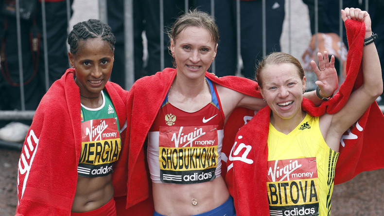 Former IAAF officials face life bans over Shobukhova doping extortion