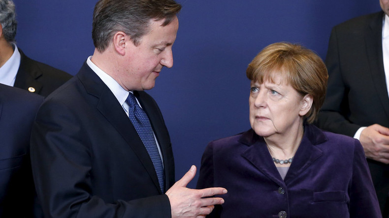 'Cameron's battle against EU like grappling with jellyfish'
