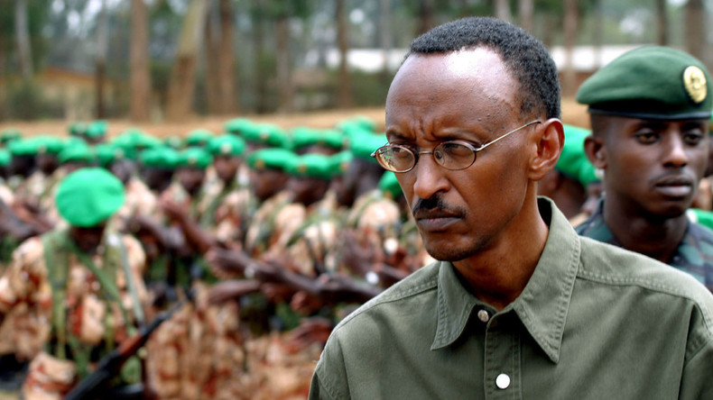 President for life? Rwandans voting on term extension for 'Darling Dictator'