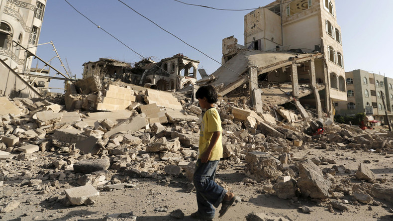 'Are embedded British soldiers helping Saudi attack Yemen?' asks Reprieve