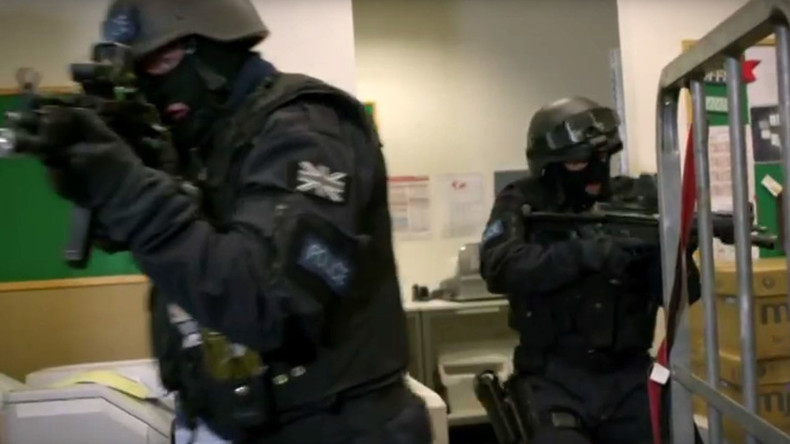 'Run, hide, tell': Police share advice for surviving armed attack (VIDEO)