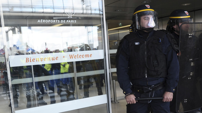 Beards too long? French airport fires 2 Muslim security