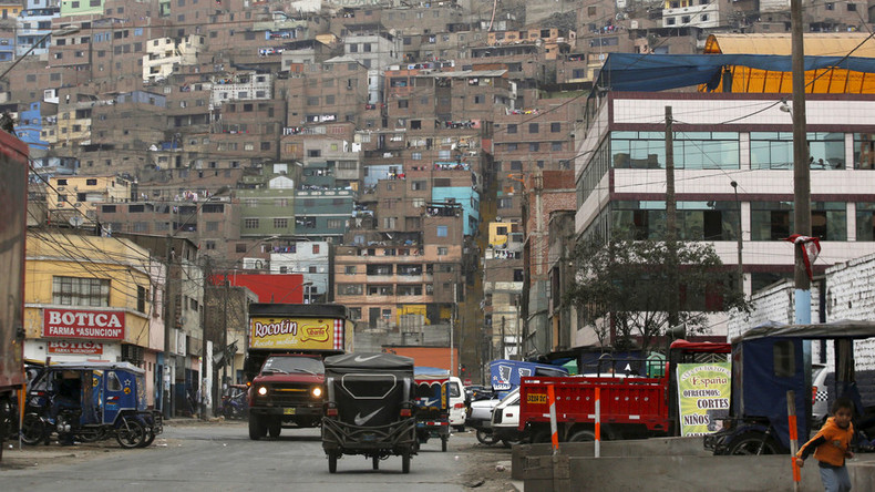 Briton stabbed to death during 'bad hallucinogenic trip' in Peru