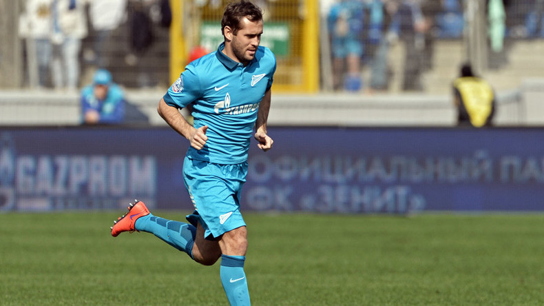 Zenit's Aleksandr Kerzhakov goes on loan to Zurich FC