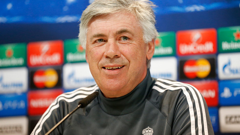 Bayern set to unveil Carlo Ancelotti as new manager