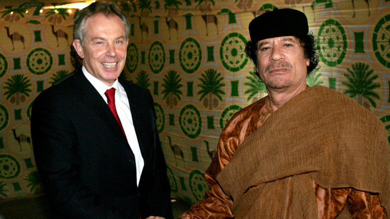 MI6 & Libya torture: Is this the road to The Hague for Blair & Straw?