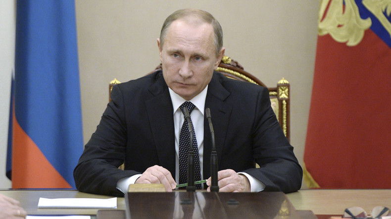 320 foreign spies and agents exposed in Russia in 2015 – Putin