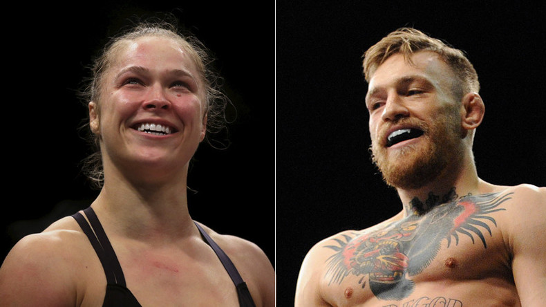 Rousey and McGregor are still UFC's hottest bets for 2016