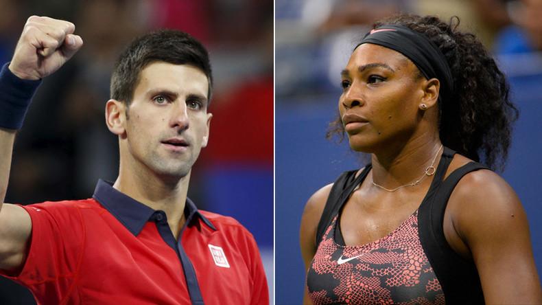 Djokovic and Williams reign supreme in 2015 despite shock defeats
